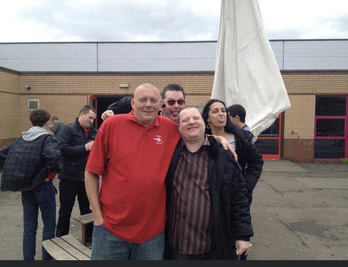 Danny Bailey Top Arsenal Fan & Top Fella Sadly Passes Away