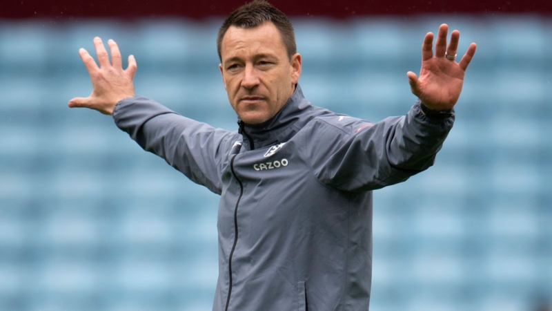 John Terry Leaves Aston Villa And Reported To Be Heading To Swansea City