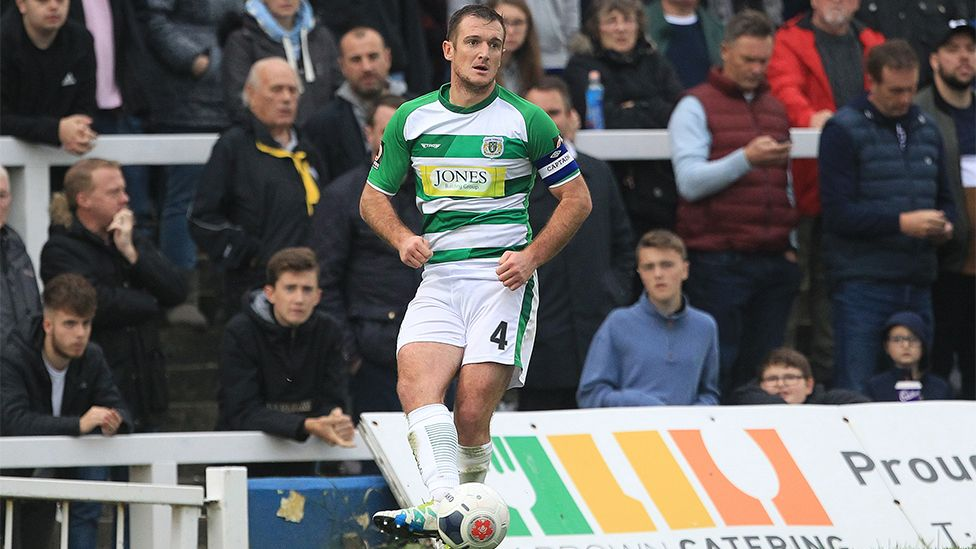 Coroner Hears Yeovil Footballer & Captain Lee Collins Was Addicted To Booze And Drugs