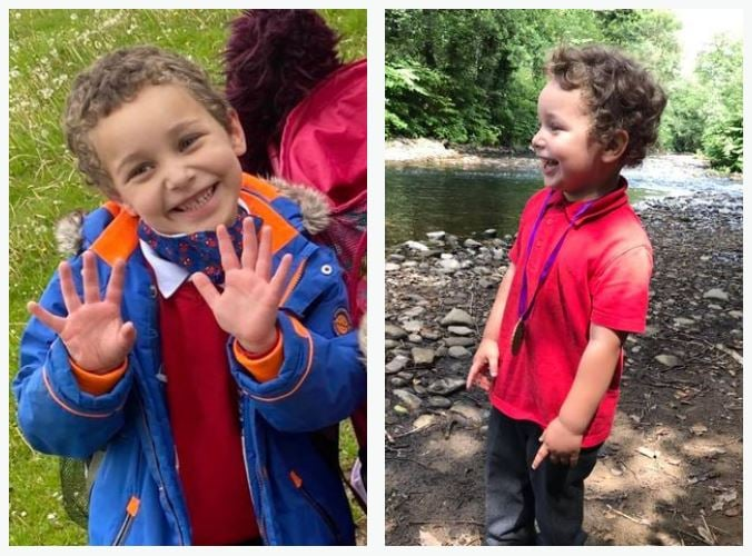 Logan Williamson Tributes Pour In After the 5 Year Old Found Dead In Bridgend River