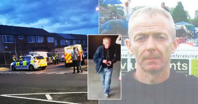 MAN HUNT launched For Mark Barrott As His Wife Is Found Dead